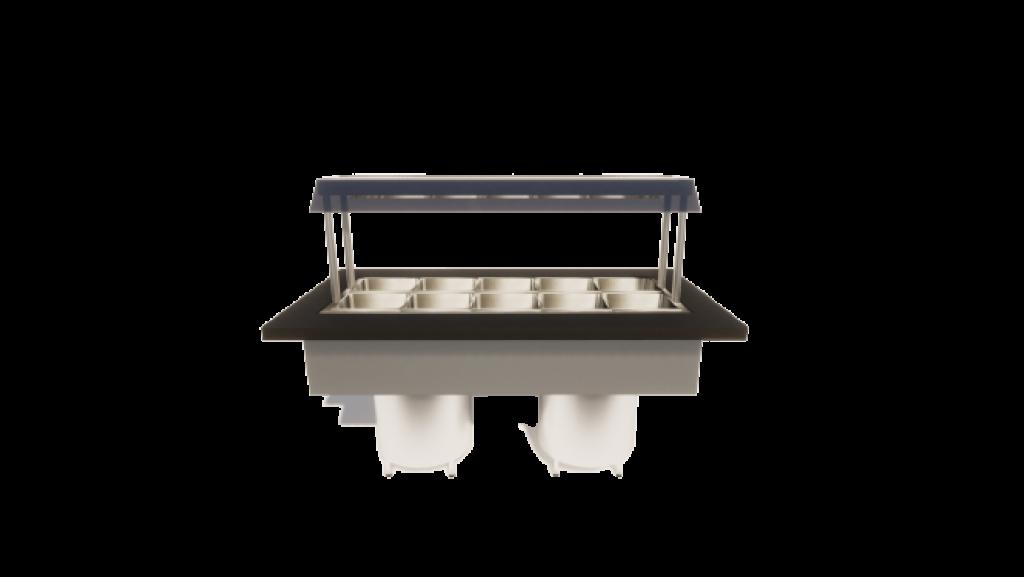 Buffet Luxo Modular